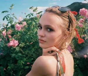 Lily-Rose Depp Scores Major Fragrance Campaign