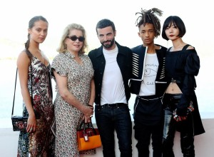 Jaden Smith, Alicia Vikander Sat Front Row In Louis Vuitton's Brazil Cruise Show