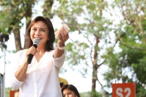 The Votes Are In: Leni Robredo Named Vice-President on Late Husband's Birthday