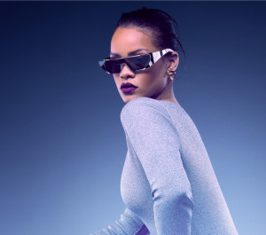 Just How Many Gold Karats Are In One of Rihanna's Luxury Sunglasses?