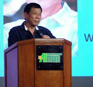 Duterte's Legal Counsel Claims Rape Joke Was 'Freedom of Expression'