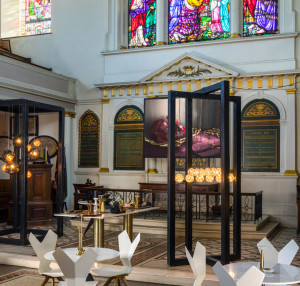 Would You Want Your Office to Be Inside a Church?