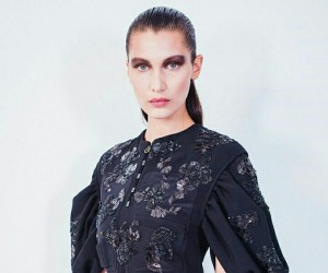 Bella Hadid Lands It Big for Her New Beauty Campaign