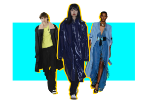 As Seen at Spring 2017 Runways: 8 Coats to Keep the Rain Away