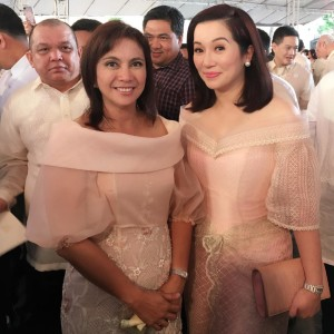 Kris Aquino Offers a Prayer for President Rodrigo Duterte and VP Leni Robredo