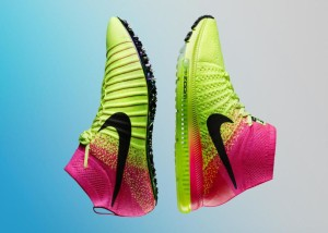 Feel Like an Olympian with Nike's Vibrant Shoes