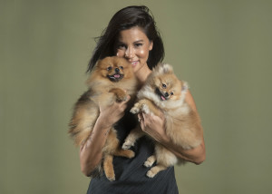 Pet Tales: Tricia Centenera, Kai Lim, and Gian Romano with Their Furry Friends