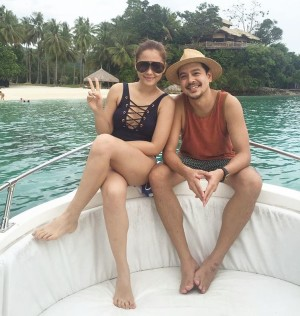 Is John Lloyd Cruz Dating Maja Salvador?