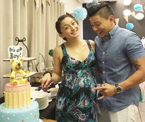 Here's a First Look at Iya Villania and Drew Arellano's Baby Boy