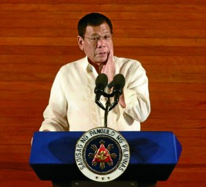 Pres. Rodrigo Duterte's May Have Taken His UN Threat 'Joke' Too Far