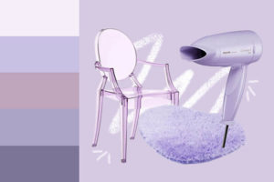 Millennial Lilac Is the Trendy New Color You Need in Your Home