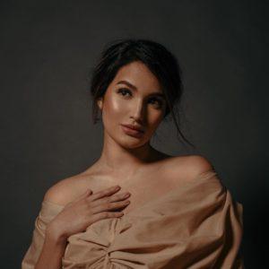 Congratulations! Sarah Lahbati Gives Birth to Baby Kai