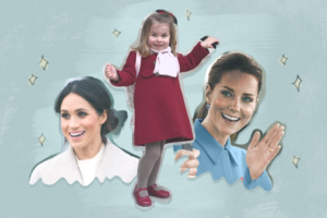 These royal women are making tights cool again