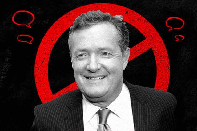 Piers Morgan should seriously be cancelled