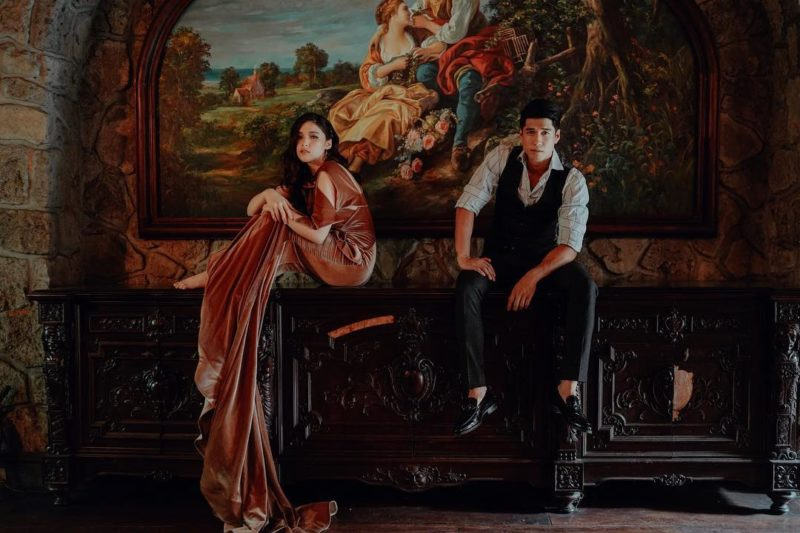 Lang Leav makes a cameo (sort of) at Kylie Padilla and Aljur Abrenica's wedding