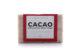 cacao soap bar