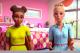 preen barbie vlog racism